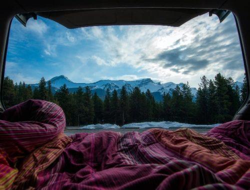 Camping Blanket